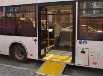 Как в декабре будет ходить в Одессе транспорт для людей с инвалидностью: график