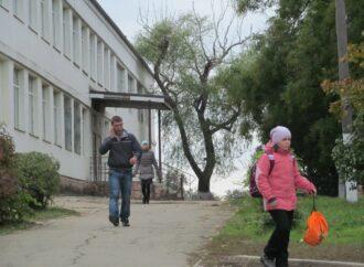 После пожара в колледже прекратят работу четыре школы в Одесской области