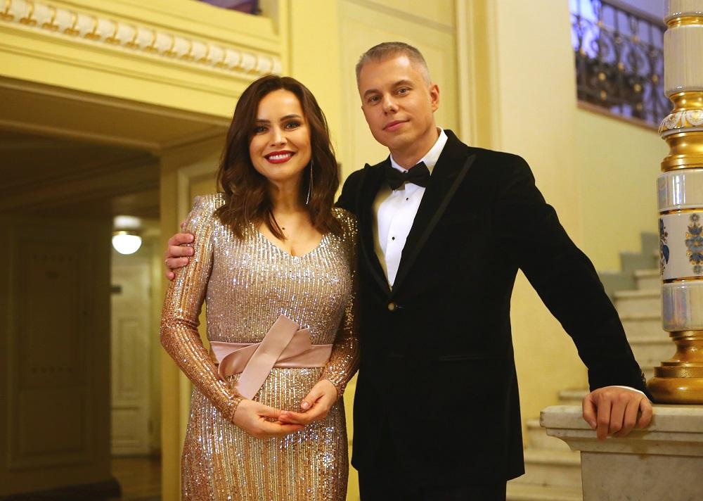 Анастасия Даугуле и Андрей Доманский