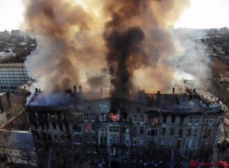 Пожежа в коледжі: в Одесі 5 та 6 грудня оголосили днями трауру