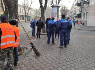 Одеські двірники та сантехніки відтепер будуть у новій уніформі (фото)