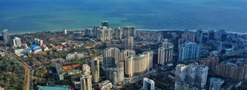 В Одессе могут законодательно запретить застройку побережья