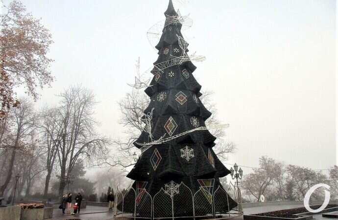 Новогодние торжества в Одессе пройдут дистанционно