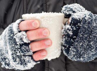В Одеській області уже є випадки обмороження: у стані алкогольного сп'яніння замерз насмерть чоловік