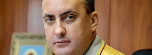 Федорчак отстранен от должности главы ГС ЧС Одесской области