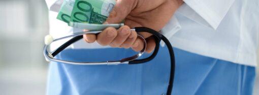 Одеса у трійці лідерів за поширенням корупції у медицині