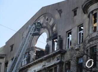 Начальник облГС ЧС о пожаробезопасности в колледже: директор сам должен был отчитаться об устранении нарушений