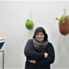 Прикоснуться к прекрасному: автор одесских котоскульптур представила выставку работ, которые можно потрогать (фото)