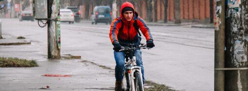 Кто ждал – дождался: в Одессе пошел первый снег (фото)
