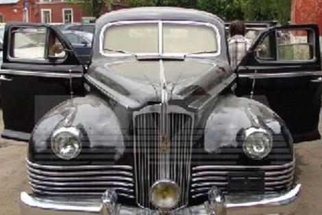 У охранника известного одессита угнали авто, как у Сталина