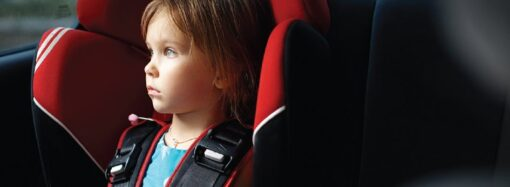 Автокресла в одесских такси: родители против водителей