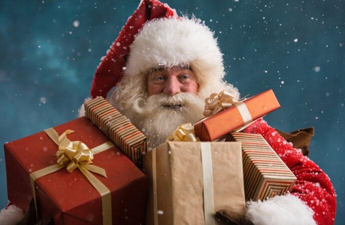 Санта-Клаус получил лицензию на полеты в космос (видео)