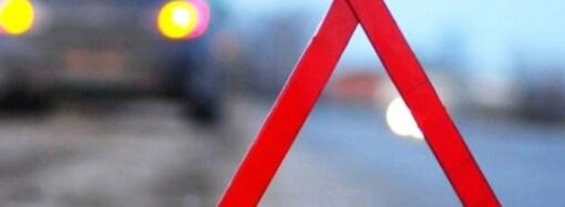 Авария в Одессе: от Пересыпского моста до Таможенной площади образовалась пробка