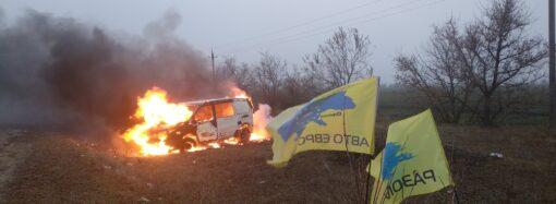 """Что произошло в Одессе 20 декабря: обыски в офисе «Думской ТВ» и сожжение """"евробляхи"""""""