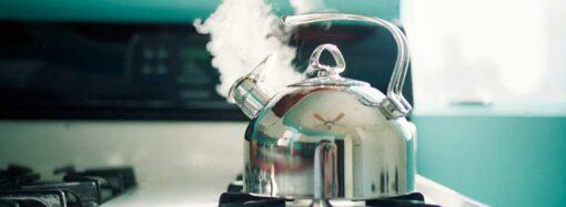 Почему долго нагревается чайник: что не так с качеством газа в Одессе