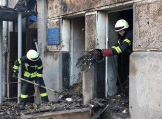 Что произошло в Одессе 9 декабря: новые жертвы пожара и прощание с пожарным