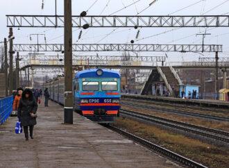 На Одесской железной дороге пешеход попал под электропоезд