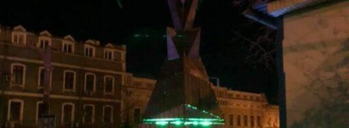 Одеська «Вогонь-Баба» відтепер підсвічуватиметься – фото
