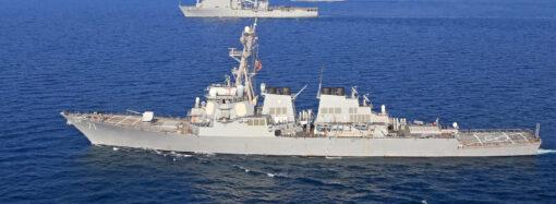Великобритания отправит военные корабли в Черное море