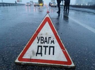 Под Одессой мужчина погиб под колесами авто