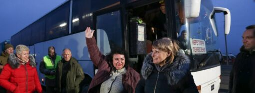 В ЛДНР передали Украине 76 пленных украинцев: они уже дома (фото)
