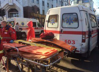 Одесситы массово откликнулись на просьбу сдавать кровь пострадавшим при пожаре