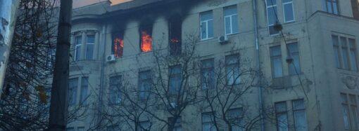 Семьи погибших при пожаре в одесском колледже получили из горбюджета по 120 тыс. грн
