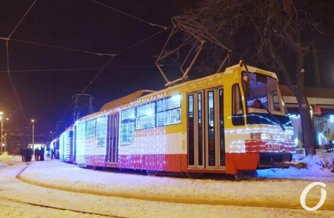 В Одессе отменили тендер на покупку новых трамваев (видео)