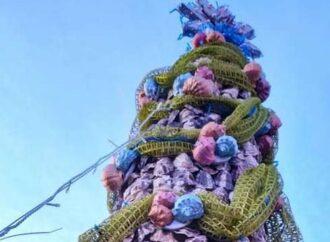 Ялинка з рапанів, довжиною майже чотири метри: на Одещині встановили національний рекорд