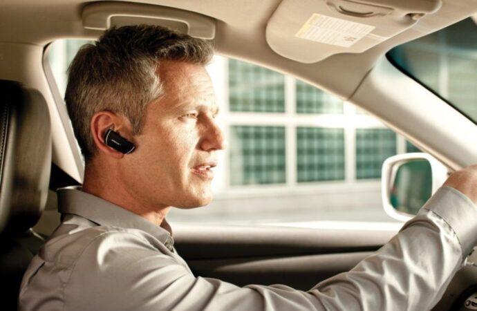 Параметры выбора Bluetooth-гарнитуры