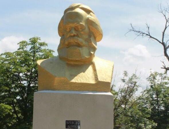 В Одесской области бюст Карла Маркса стал памятником известному болгарину