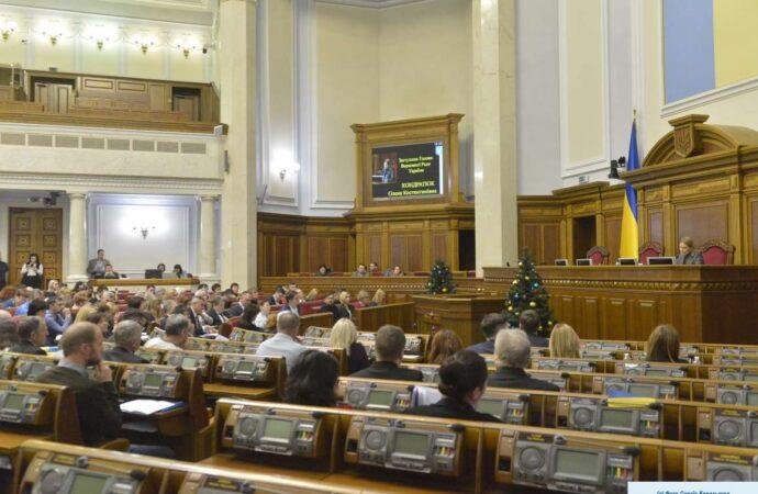 Предварительные результаты опроса от Зеленского – почти 90% украинцев не против, чтобы депутатов стало меньше