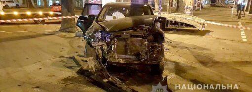 В центре Одессы произошло ДТП: есть жертвы (фото)