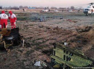 В Иране разбился украинский самолет с пассажирами на борту (фото, видео)