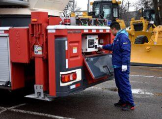 Одеських рятувальників навчать працювати з китайською протипожежною технікою (фото)