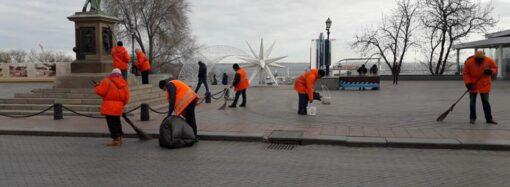 Санитарные дни в Одессе будут проходить каждую неделю