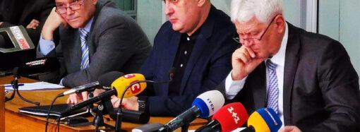 Нічний домашній арешт: екс-главі Одеської ДСНС Віктору Федорчаку обрали запобіжний захід (відео)
