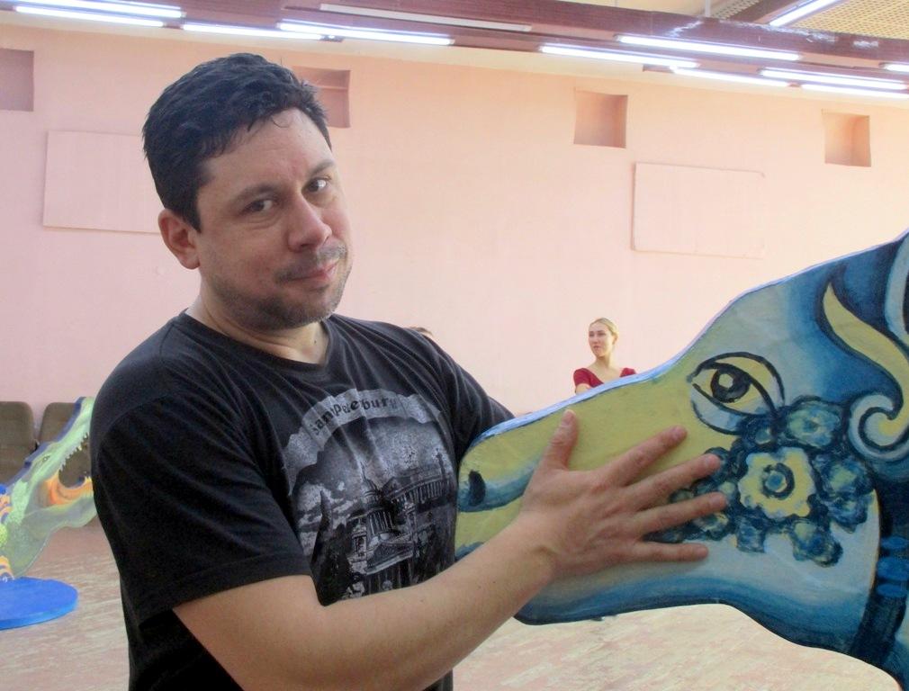 Денис Фалюта (один из будущих Голохвастовых)