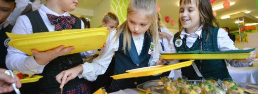 Впервые в Украине: в одесских школах появятся безглютеновые и безлактозные завтраки