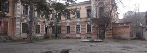 В Одессе ради отеля собираются снести особняк Менделевича: каким его запомнят горожане (фото)