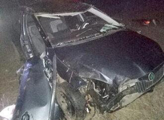 В ДТП под Одессой погибла женщина