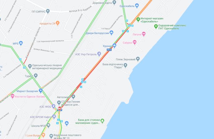 В Одессе расширят магистраль на поселок Котовского