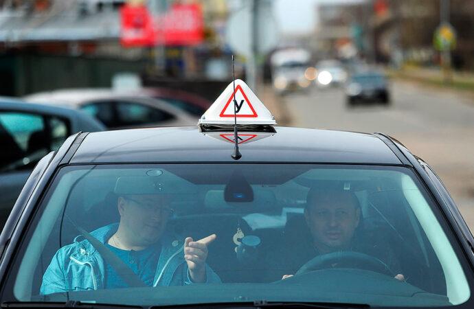 Экзамен по вождению в Одессе и области будут снимать на видео