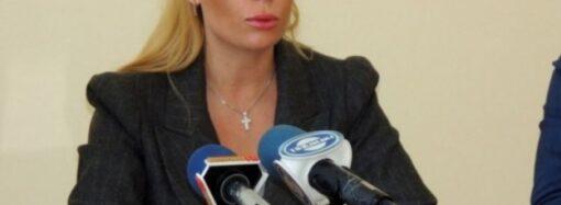 Экс-глава одесской налоговой вышла из СИЗО, заплатив более 900 тыс. грн. залога