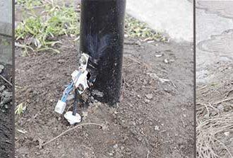 В Одесской области родителей малолетних вандалов накажут за разбитые уличные фонари
