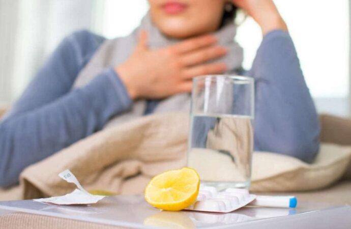 Не коронавирусом единым: в Одессе за неделю стало меньше больных гриппом и ОРВИ