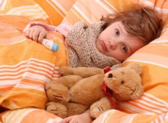 В Одессе снизился уровень заболеваемости гриппом и ОРВИ