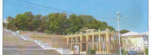 Рядом с Потемкинской лестницей в Одессе могут построить двухэтажный торговый центр