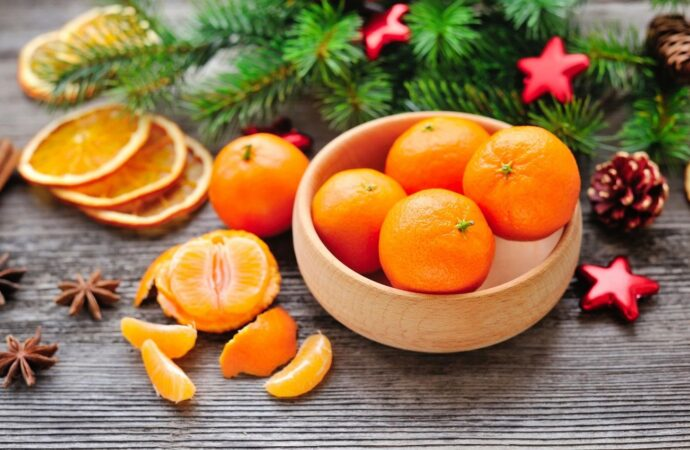 Мандарин: полезные свойства цитрусового плода