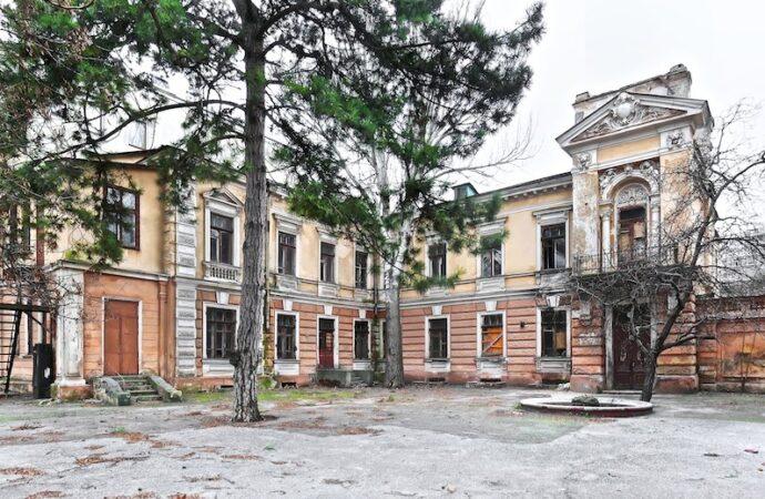 Под отель в Одессе продают исторический дом возле парка